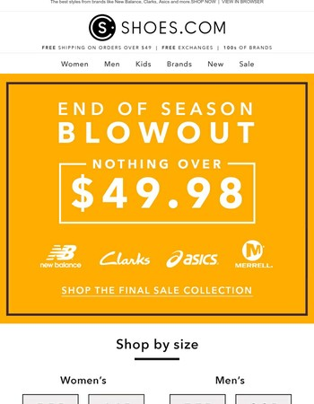 SALE SALE SALE | Nothing over $49.98!