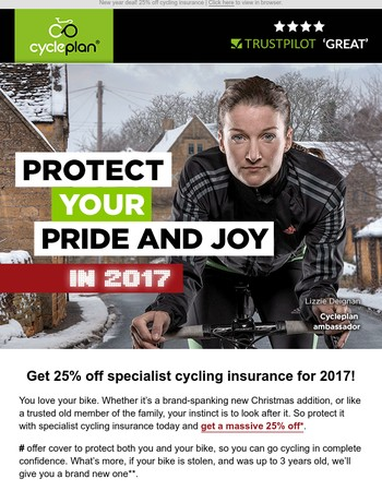 Fancy a FREE BikeRegister QR kit? Hurry - limited availability!