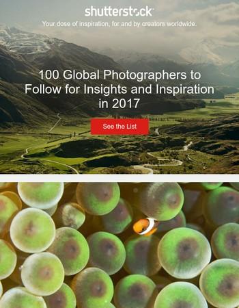 100 global photographers you need to follow