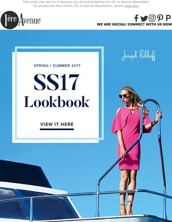 Joseph Ribkoff Spring 2017 Lookbook