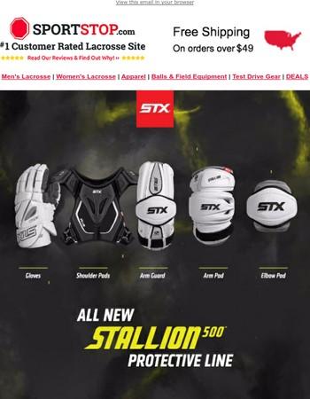 [Pre-Order] STX Stallion 500 Protective Lax Gear
