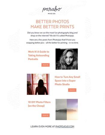Meet Photojojo! A Photo Fun Fantastic Blog You'll Love