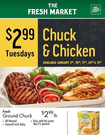 Don't Miss $2.99 Tuesdays!