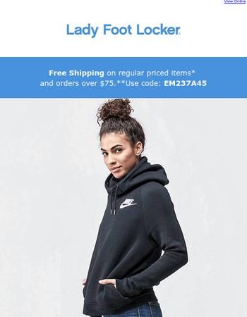 Fresh fleece from Nike, adidas, PUMA, and more