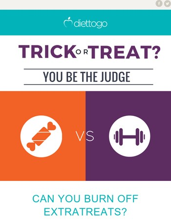 How Much Exercise Does It Take to Burn Off Your Halloween Candy