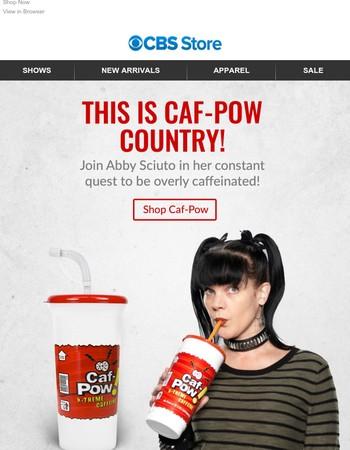 Stay Energized with Caf-Pow X-Treme Caffeine