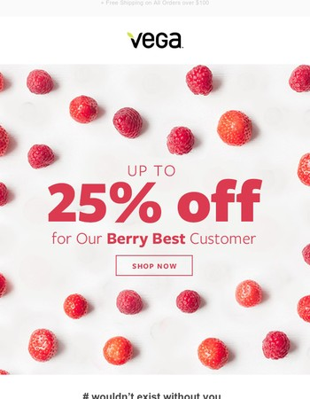 Final Day to Save: Up to 25% off