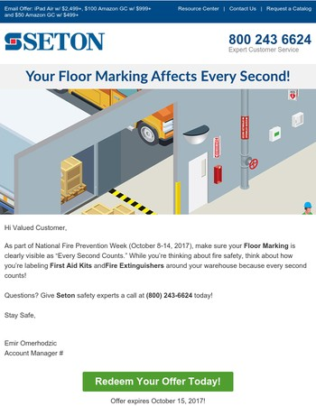 Is Your Warehouse Prepared for a Fire Emergency?