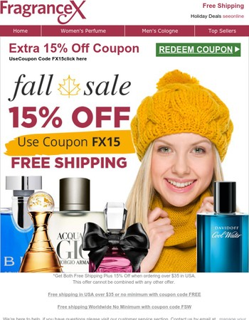 Fall Blowout Save 40 - 60% Off Plus Free Shipping