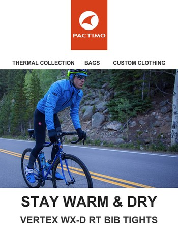 Wind & Water Resistant Bib Tights