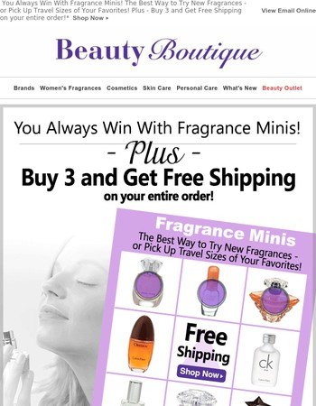 No Free Space, But Get Free Shipping When You Buy 3!
