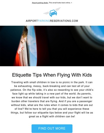 Flying with Kids: We've got the tips & tricks