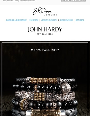 Fall Styles for Him