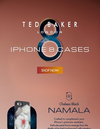 Dress your iPhone 8 in Ted✨