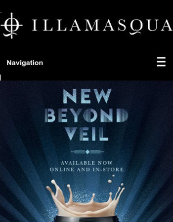 AVAILABLE NOW: Beyond Veil...