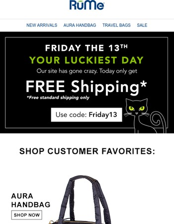 FREE-ky Shipping