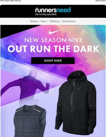 Out Run The Dark