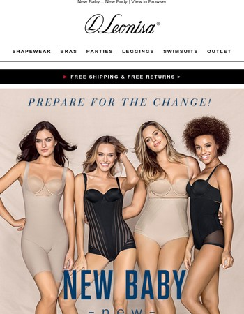 Discover the Best Postpartum Shapers... Ready for the change?