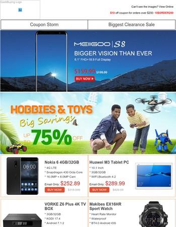 Why Wait? Nokia 6 On Sale, Xiaomi Mi6 Only at $399