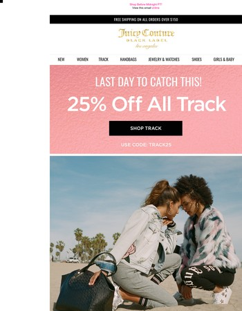 Don't Let 25% Off Get Away…