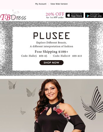 Plusee Leads you become a Fashionmonger