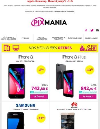 A saisir : une sélection de smartphones à tous les prix !