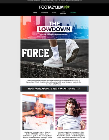The Lowdown: Issue 12