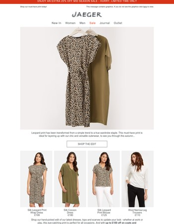What to wear: Leopard Print... | EXTRA 20% off Sale