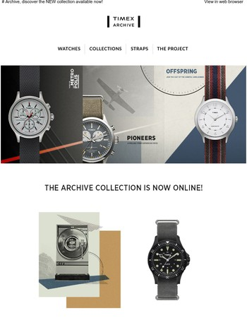 Archive Presents | The New Fall Collection