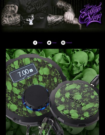 The Poison Range - Limited Edition