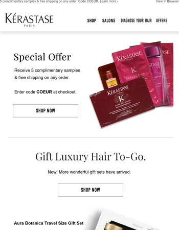 🎁 Presents So Perfect, Great Hair Is Worth It!