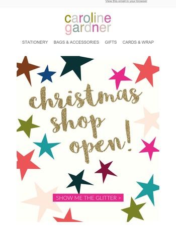 ✨Christmas Shop NOW OPEN! ✨