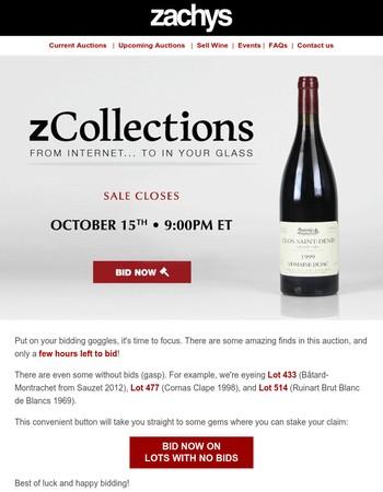 Don't Let Great Wine Slip Away...