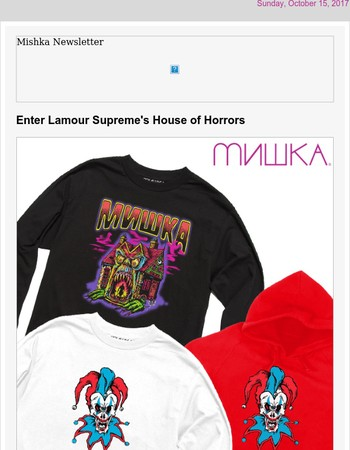 Enter Lamour Supreme's House of Horrors