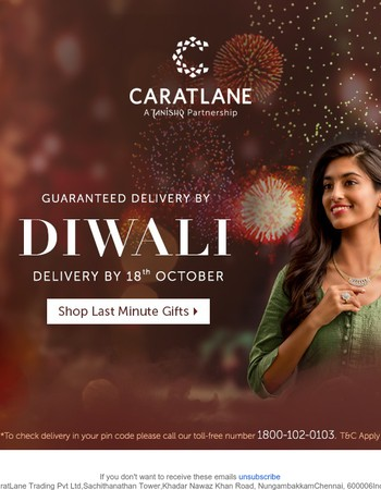 Tick off everyone on your Diwali gifting list