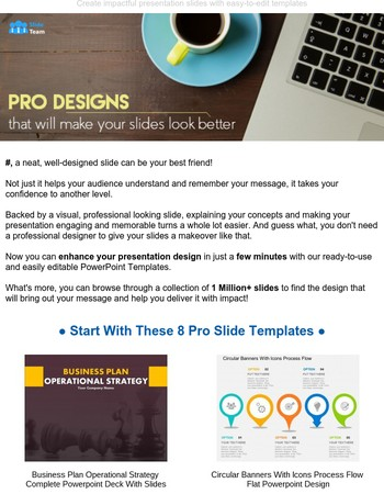 ★ 8 Pro Designs That Will Change How Your Slides Look