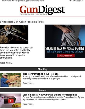 6 Affordable Bolt-Action Precision Rifles