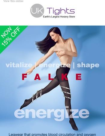 Get 15% Off FALKE Leg Aesthetics
