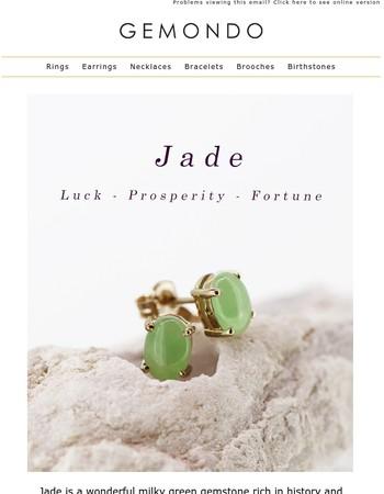 This Gem Symbolises Luck & Prosperity...
