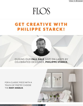 Philippe Starck Designs on Sale Now!