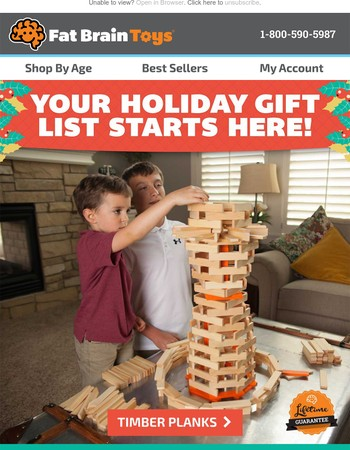 Sneak a Peek at the Top Holiday Gifts for 2017!