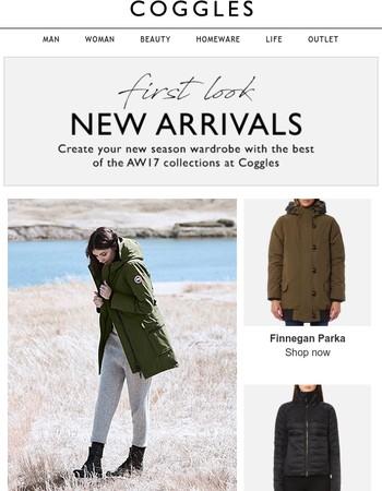 The new coats you'll love