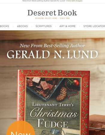 From master storyteller Gerald Lund: A true story of a WWII prisoner's Christmas gift
