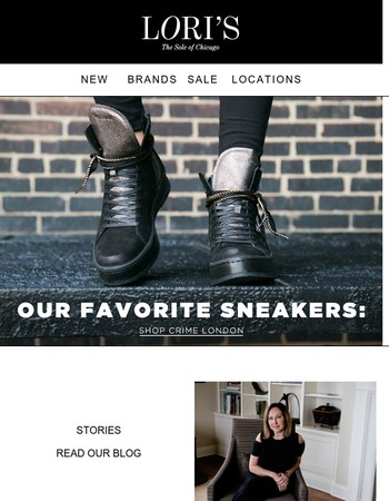 Our Favorite Sneakers