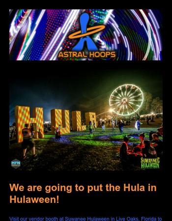 Putting the Hula in Hulaween!