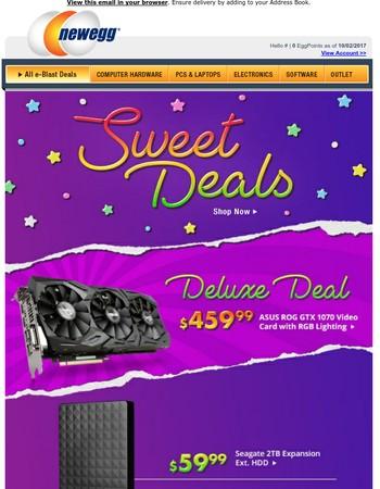 Sweet Deals: $0 After MIR 2.5