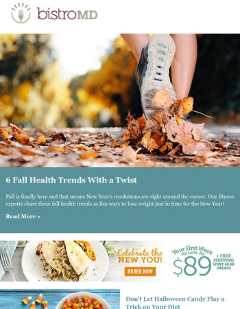 Stop Halloween Candy from Playing Tricks on Your Diet | Fall Health Trends with a Twist