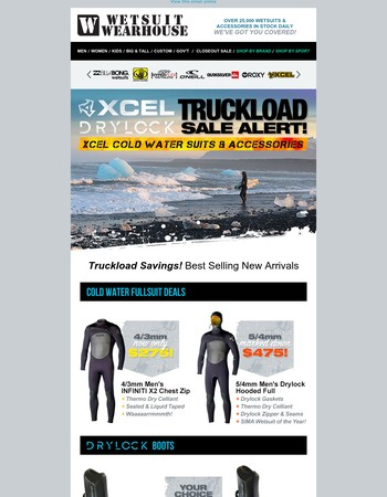 Have You Seen These XCEL DRYLOCK Deals?