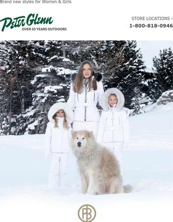 Poivre Blanc: A European Ski Collection