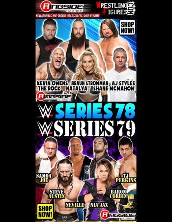 Even More Pre-Orders! WWE Series 78, 79 & 80!